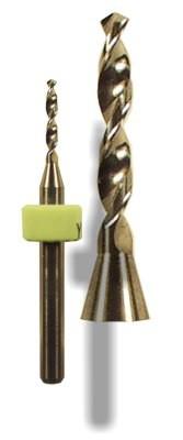 Carbide drill bits carbide 2 flute drill bits for pcb phenolics composites plastic non keyboard keysfo Images