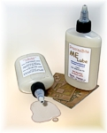 Water based coolant and lubricant for PCB and composite contouring, machining and pocketing