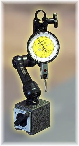 Mitutoyo / Noga TIR Measuring